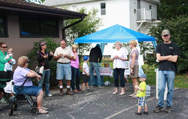 Neighbors Celebrating June Dairy Month